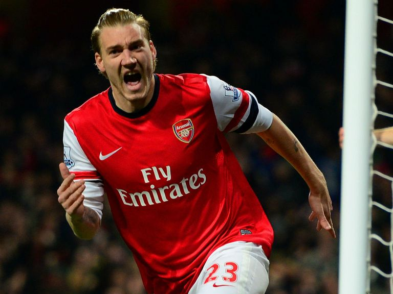 Nicklas Bendtner: Made an offer by Eintracht Frankfurt