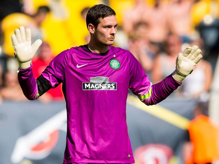 Craig Gordon: Wants to be Scotland's No 1