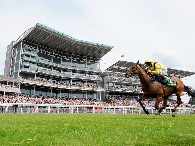 Join the party at York Racecourse