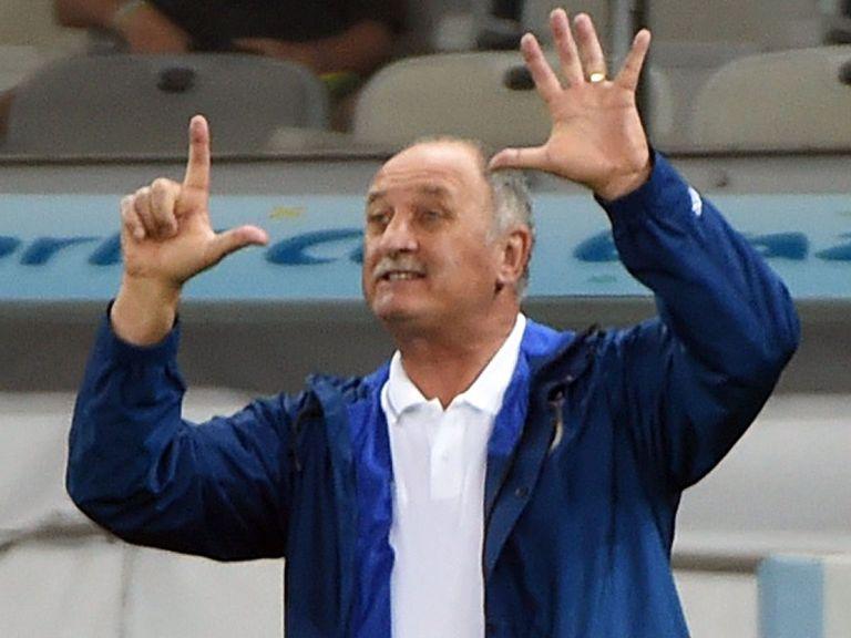 Luiz Felipe Scolari: 7-1 defeat should mean the sack, says Zico
