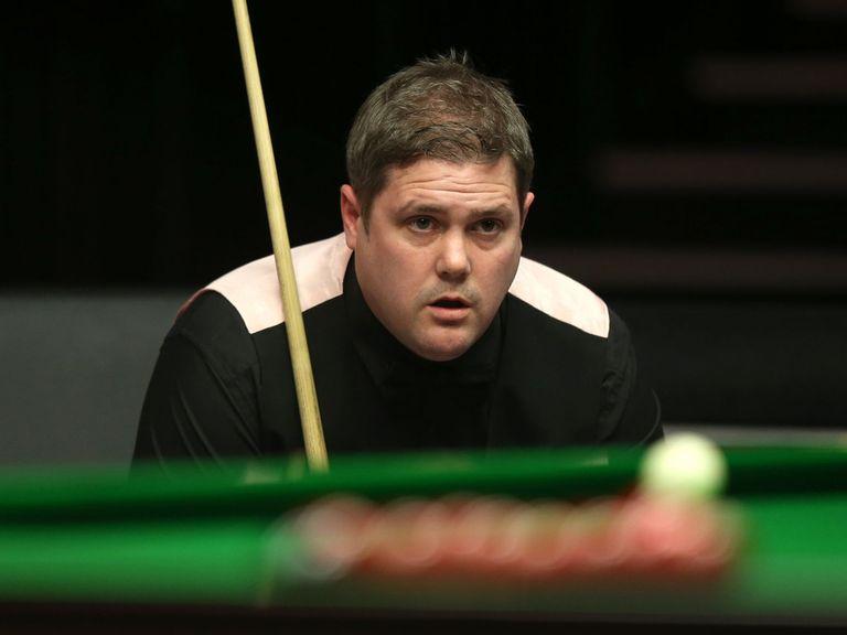 Robert Milkins: Through to the next round