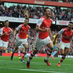 Arsenal: Tipped to overcome Manchester United