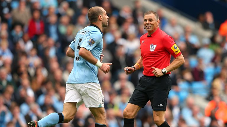 Mark Halsey: Retired from refereeing at end of 2012-13 season
