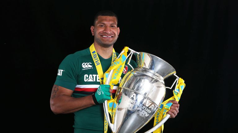Steve Mafi: Won silverware with the Tigers but has returned to Australia