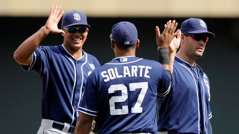 San Diego Padres: Needed extra innings to see off the Twins