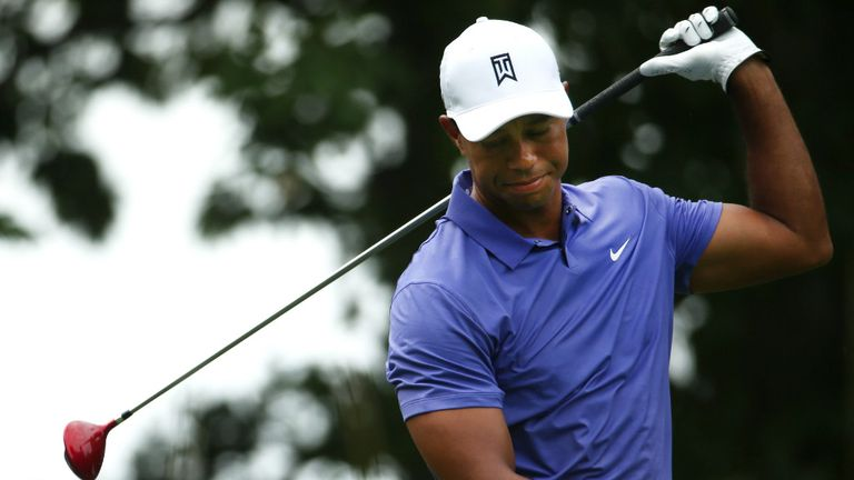 Injury-affected Woods was absent the last time Team America won the Ryder Cup