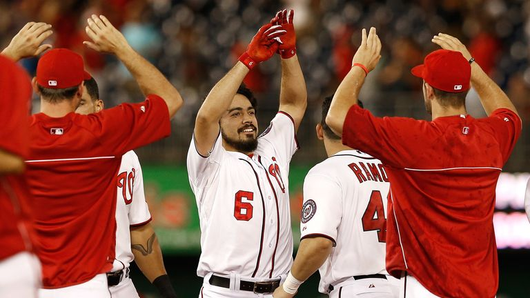 Washington Nationals: Beat the Diamondbacks 3-2 on Wednesday