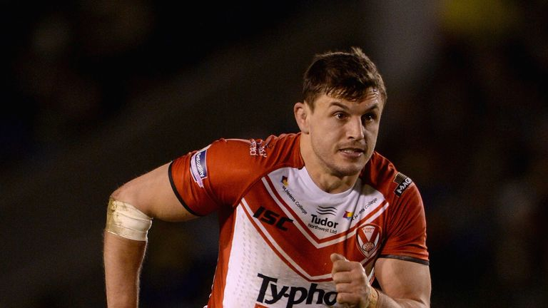 Jon Wilkin: Injured St Helens ace out for rest of season