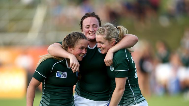 Alison Miller: Hails team-mates after New Zealand win