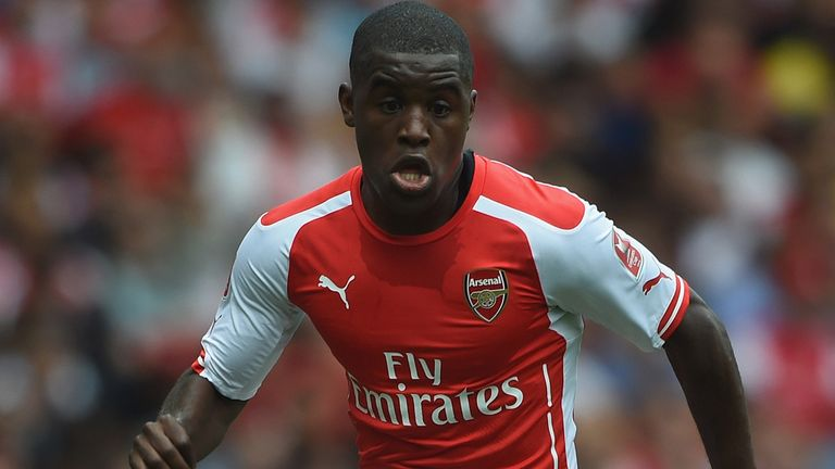 Joel Campbell: Costa Rica international wants to make an impact at Arsenal
