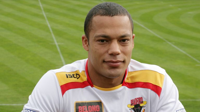 Danny Williams: Has signed a two-year contract with Bradford Bulls