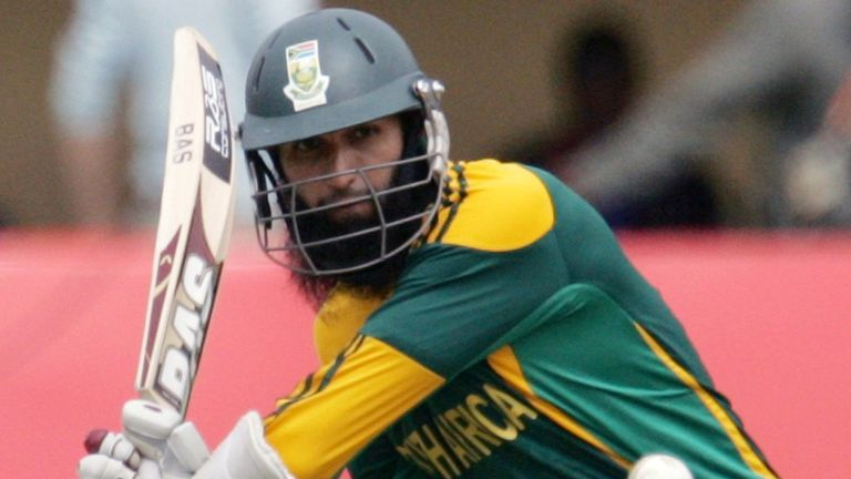Hashim Amla: Anchored big South Africa score