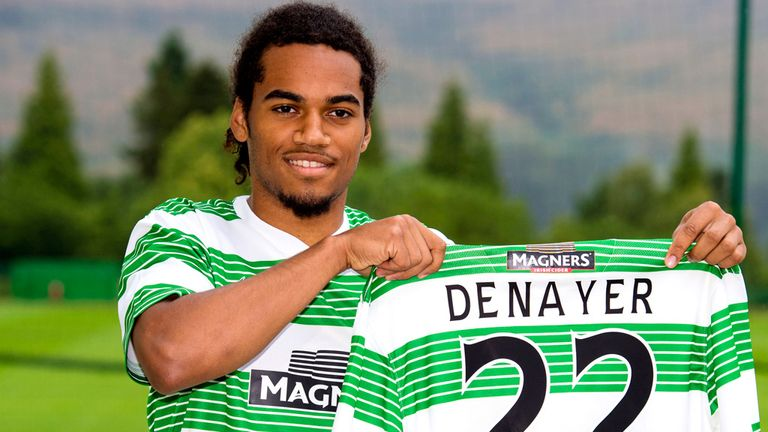 Denayer: Moved to Celtic Park on loan