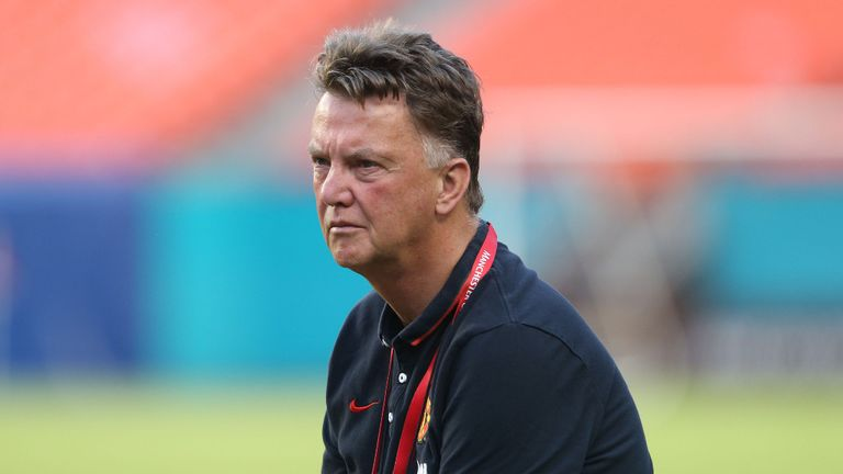Louis van Gaal: Tipped for success by former United goalkeeper