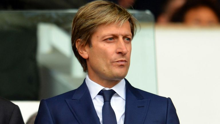 Steve Parish: Sensible approach to recruitment