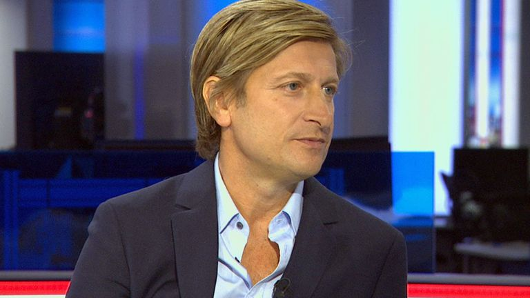 Steve Parish: Crystal Palace co-chairman confident about a new arrival