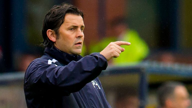 Paul Hartley: Unbeaten start for his newly-promoted side