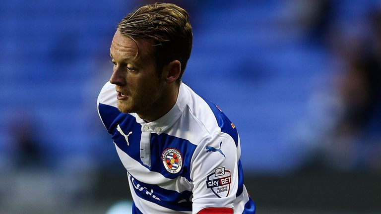 Jake Taylor: Scored Reading's late goal at Scunthorpe