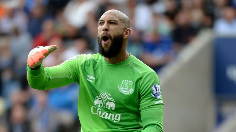Tim Howard: Planning 2018 retirement