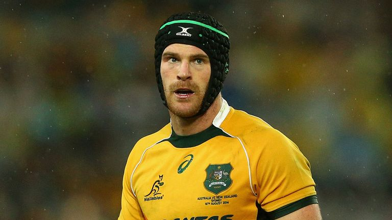 Pat McCabe: Suffered the third neck injury of his career in the loss to New Zealand