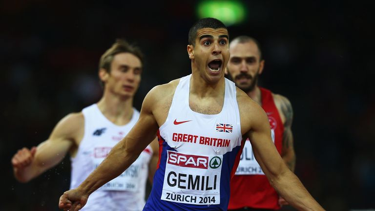 Adam Gemili: Ran under 20 seconds for the second time in his career