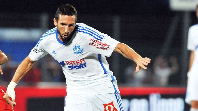 Morgan Amalfitano: Marseille midfielder is eager to join West Ham