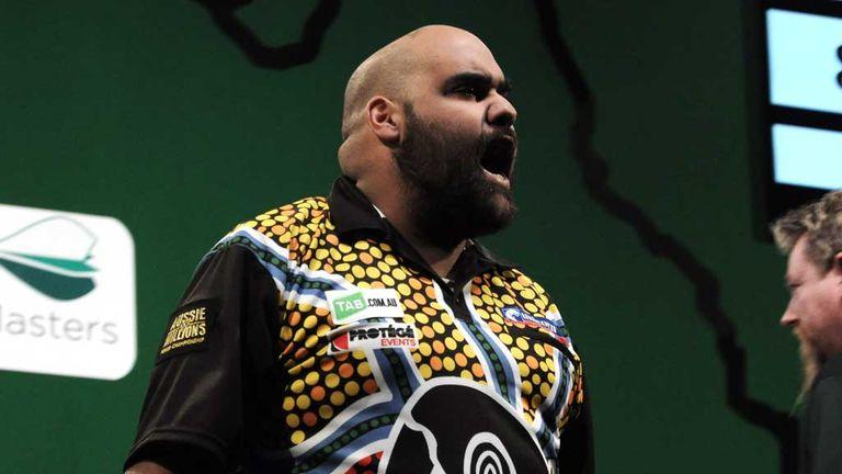 Kyle Anderson: Semi-finalist in Sydney