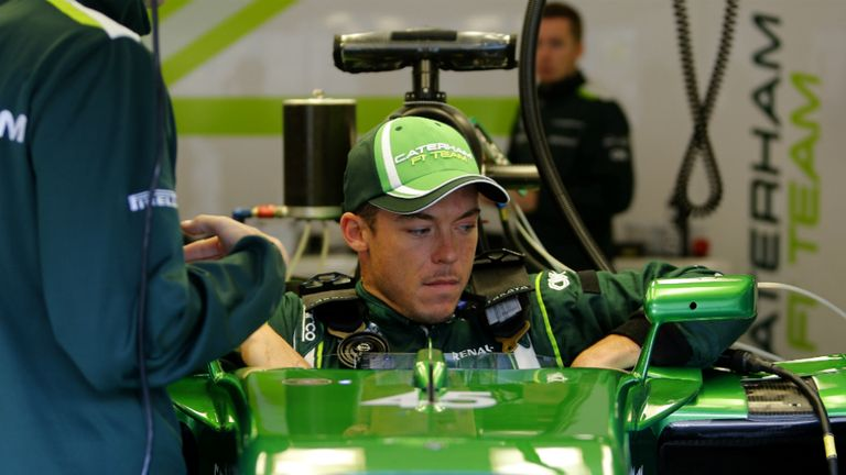 Lotterer replaces Kamui Kobayashi at Spa