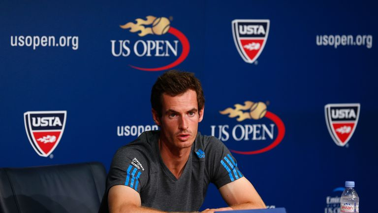 Andy Murray: Is looking forward to getting his challenge under way