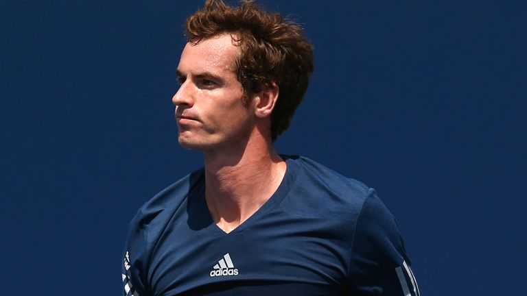 Andy Murray: Still awaiting his first tournament victory since his 2013 Wimbledon triumph