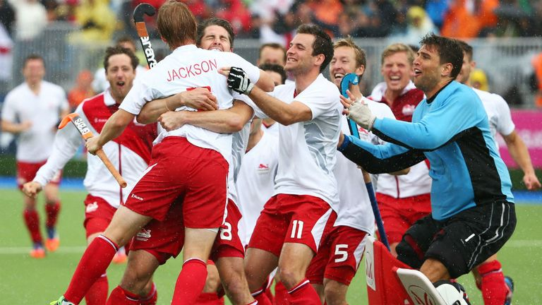 Commonwealth Games: England's men's hockey team beat New ...