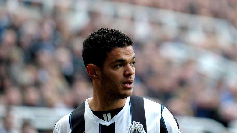 Hatem Ben Arfa: The Newcastle midfielder is not fancying the Championship