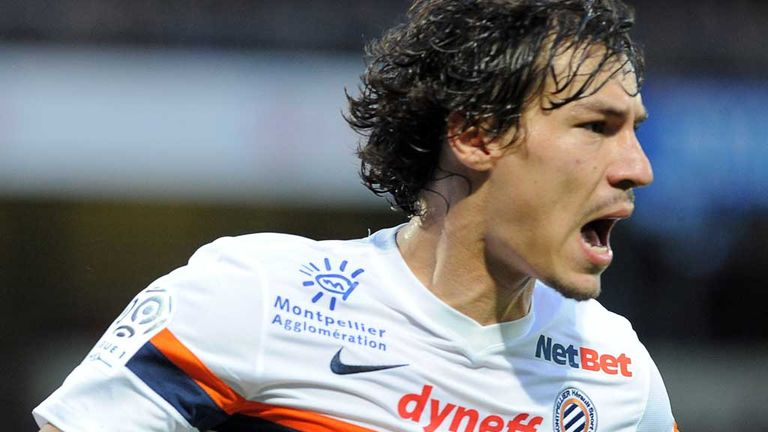 Benjamin Stambouli: Poised to join Tottenham from Montpellier