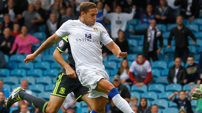 Wide of the mark: Leeds need wingers to help Billy Sharp get on the score sheet, says Beags
