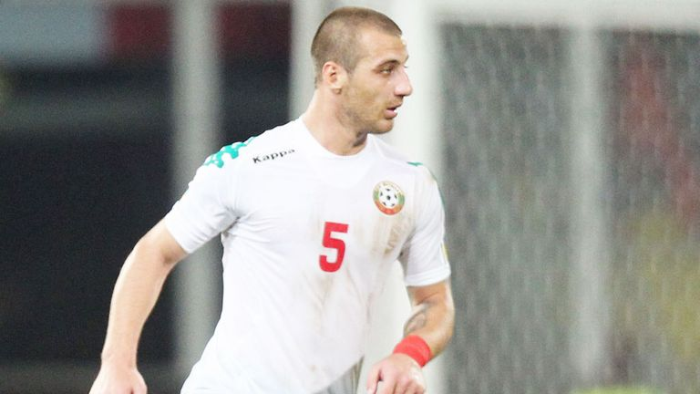 Nikolay Bodurov: Bulgaria international defender has joined Fulham