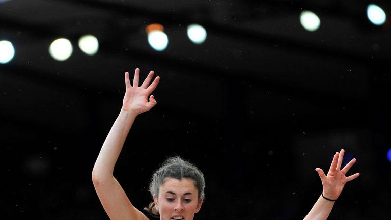 Olivia Breen: Has excelled under coach Jonas Tawiah Dodoo