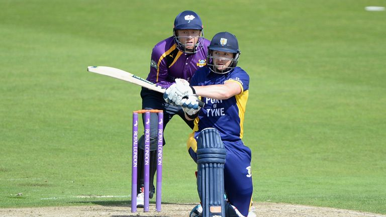Mark Stoneman: Durham's one-day captain led from the front