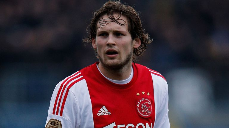 Daley Blind: Won't be allowed to leave Ajax cheaply