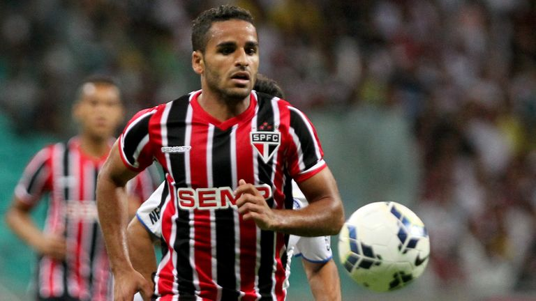 Douglas: Heading for La Liga