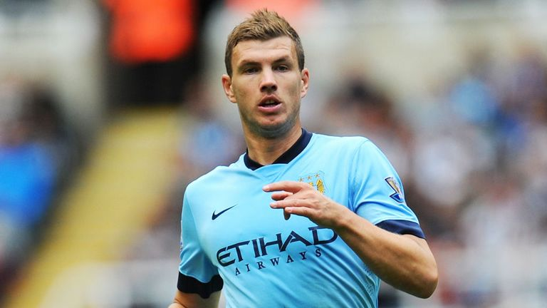 Edin Dzeko: Set for City contract extension