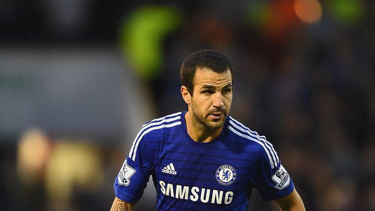 Cesc Fabregas shone in Chelsea's opening day win
