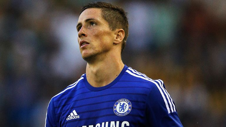 Fernando Torres: Spanish striker moves to Italy