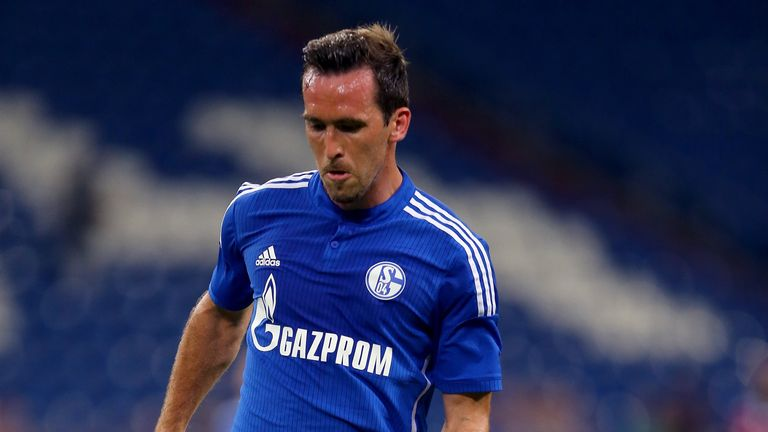 Christian Fuchs: Schalke full-back staying at the Veltins Arena