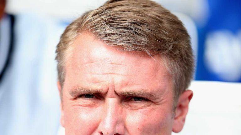 Lee Clark: Birmingham boss watches on