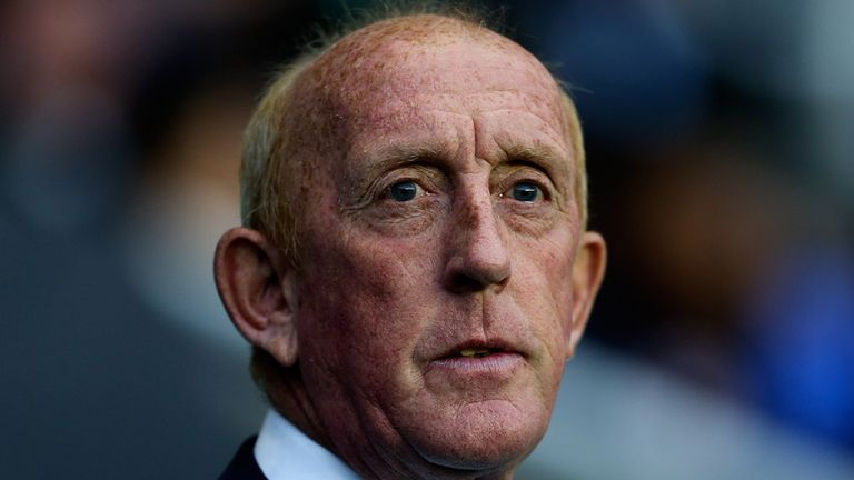 Mark Lillis: Not happy with red card