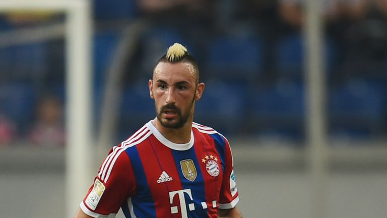 Transfer news: Bayern Munich left-back Diego Contento is ...