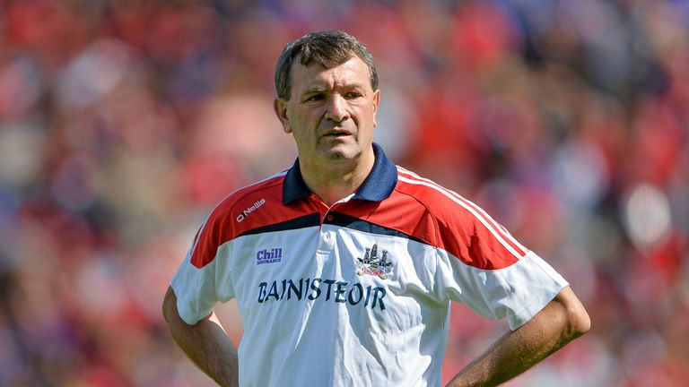Jimmy Barry-Murphy: Was disappointed with Cork's wide count in the first half