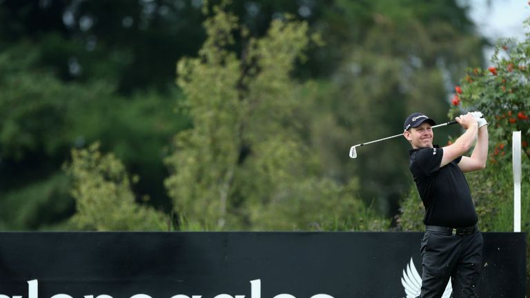 Stephen Gallacher has a stellar record at Gleneagles and a chance to clinch automatic qualification