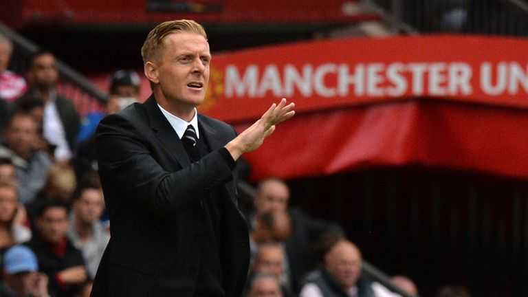 Garry Monk: Swansea manager is expecting improvement
