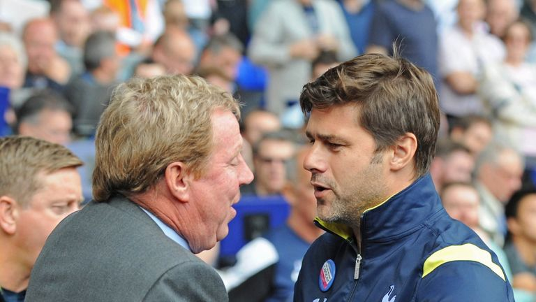 Mauricio Pochettino: Guided Spurs to a 4-0 win over Harry Redknapp's QPR